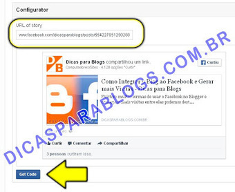 Incorporar Postagens do Facebook no Blog (Embedded Posts) | ronaldo canabarra franco | Scoop.it