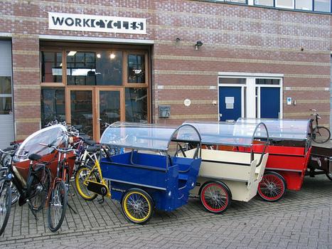 Workcycles, l'essence même du vélo utilitaire | Food Trends | Scoop.it