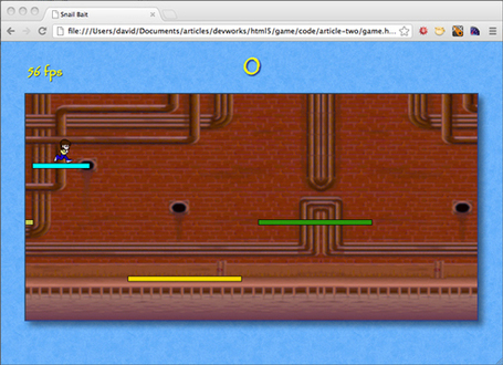 HTML5 2D game development: Setting the stage | onDev | Scoop.it