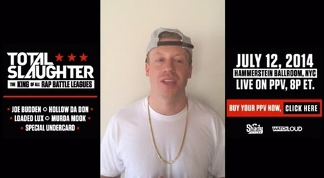 Macklemore talks the Impact of Total Slaughter [Video] #TotalSlaughter | Total Slaughter | Scoop.it