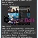 Sony Album 6.1.A.0.14 app update rolling | Gizmo Bolt | Scoop.it