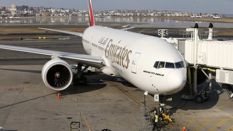 Emirates finalizes $56 billion deal for 150 Boeing 777s - USA TODAY   Boeing   Scoop.it