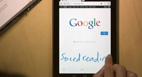 Google adds a handwriting option for searches | Digital Trends | Digital Era | Scoop.it