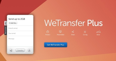 Anneliessenaste: WeTransfer | It-teknik i skolan | Scoop.it