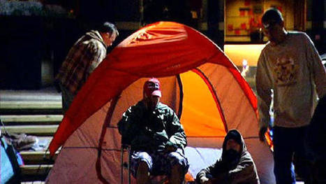 Winter Shelter Bad News for Occupy SD | Occupy California | Scoop.it