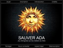 Sauver Ada | Des jeux éducatifs | Scoop.it