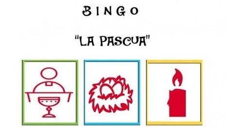 BINGO DE PASCUA | Profe-de-español.de | Español para los más pequeños | Scoop.it