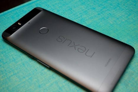 [Chill Out] There Is No Nexus 6P Bendgate | ANALYZING EDUCATIONAL TECHNOLOGY | Scoop.it