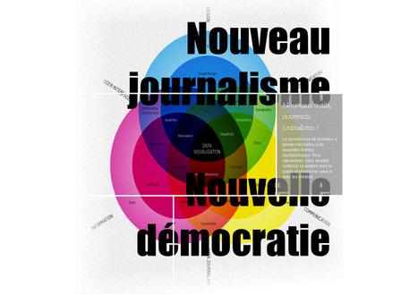 Le journalisme de données | Un mémoire multimédia d'Antoine Bouthier | All about Data visualization | Scoop.it