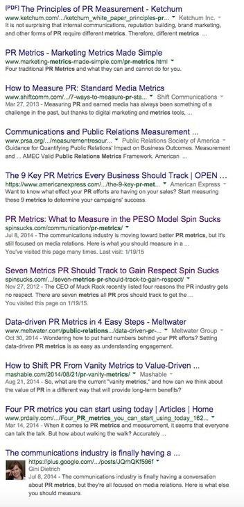 Use Media Relations to Get on the First Page of Google | The Eternal Social Season | Scoop.it