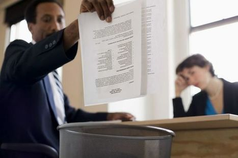 Mistakes in your resume that won't impress | Lifestyle and Health tips | Scoop.it
