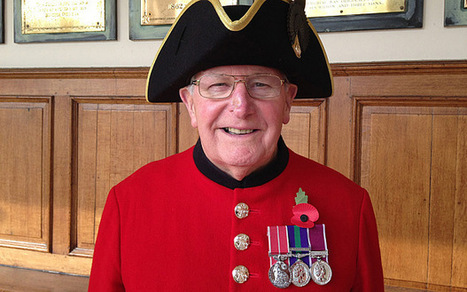 Sack TV presenters who refuse to wear poppies on Remembrance programmes, says Chelsea pensioner | Viewsbank | Scoop.it