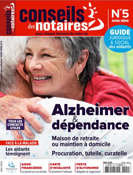 Le magazine Conseils des Notaires publie «Alzheimer et dépendance» — Silver Economie | Maladie d'Alzheimer | Scoop.it