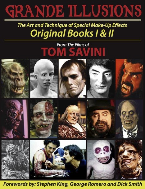 Tom Savini's Grande Illusions Books I & II  copy | Entertainment Industry | Scoop.it