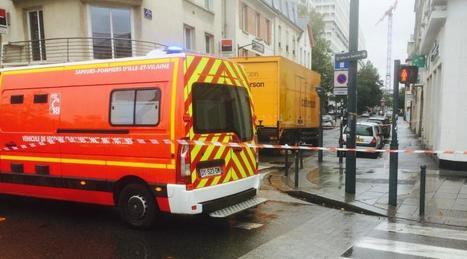 Rennes. Un cycliste mortellement percuté par un camion   Revue de web de Mon Cher Vélo   Scoop.it