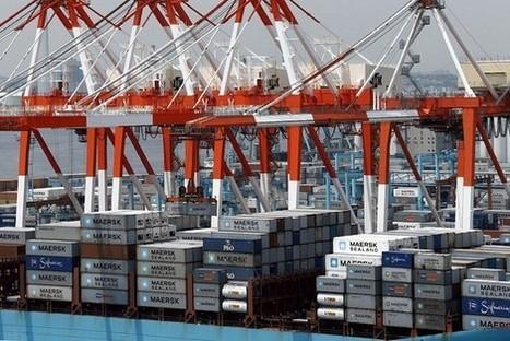 China Shows Regulatory Heft by Sinking Shipping Deal - Wall Street Journal | Logistics Curiosity | Scoop.it