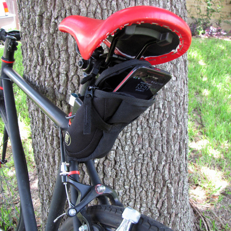 How to charge your phone while taking a ride with your bike | Techagram | Techagram-technology-news | Scoop.it