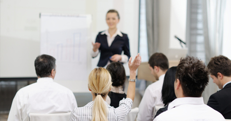 Giving a Presentation? Don't Tell 'Em What You're Going to Say- Presentation   Education   Scoop.it