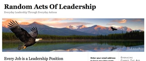 Every Job is a Leadership Position | Voices in the Feminine - Digital Delights | Scoop.it