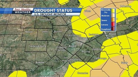 Has our next drought already begun | exTRA by the Trinity River Authority of Texas | Scoop.it