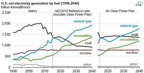 Clean Power Plan Accelerates Growth Of US Renewable Electricity Generation | Climate, Energy & Sustainability: Reports & Scientific Publications | Scoop.it