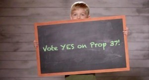 Video: Kids Have Their Say about Proposition 37 and GMO Labeling - Organic Connections | Searching for Safe Foods | Scoop.it