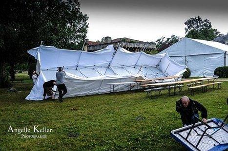 Les photographicofolies, ont bravé la tempête pour satisfaire les visiteurs. | Aquitaine | Scoop.it