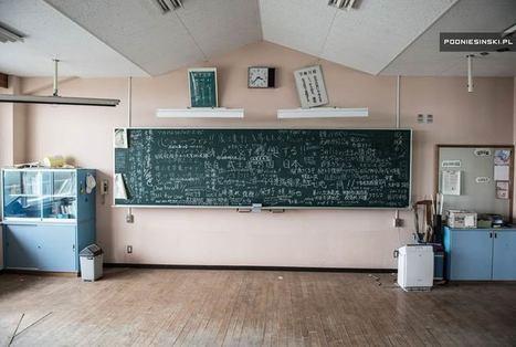 Fukushima – Des photos impressionnantes de la zone d'exclusion nucléaire   Ufunk.net   694028   Scoop.it