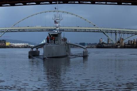 'Sea Hunter': World's First Unmanned Ship Stalks Subs   Coastal Restoration   Scoop.it
