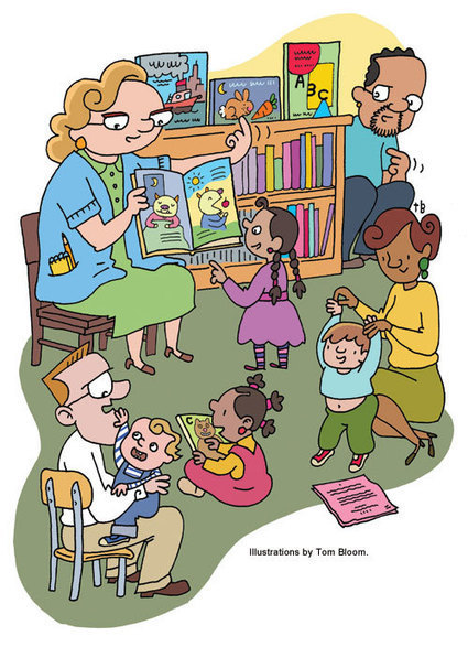 Secrets of Storytime: 10 Tips for Great Sessions from a 40-year Pro | School Library Journal | Reading for all ages | Scoop.it