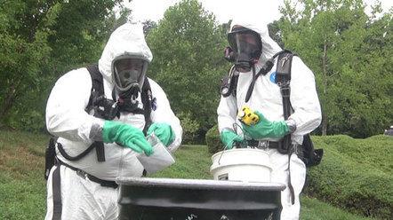 Albemarle County Hosts Fire Marshal Hazmat Training | Hazardous Materials | Scoop.it
