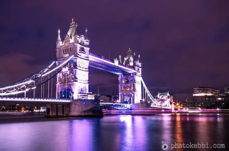 Tower Bridge Londres et le crime de poésie de Paul Valéry | photopoesie | Scoop.it