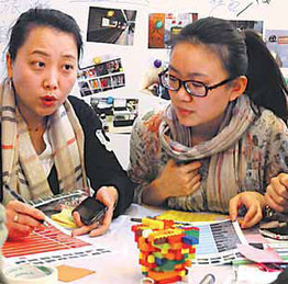 Classroom stimulates teams to innovate - China Daily   Design Thinking Lessons   Scoop.it