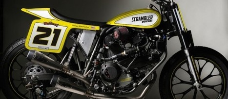 Troy Bayliss to compete in the American Flat Track on a special bike inspired ... - Superbike News (press release) | California Flat Track Association (CFTA) | Scoop.it