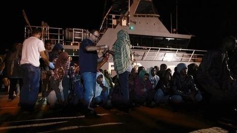 Over 8,400 Migrants, Asylum-Seekers from North Africa,  Reach Europe By Sea in First Half of 2013   Saif al Islam   Scoop.it