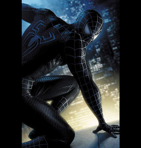 3D Art: Spiderman - 3D, Concept art, Digital paintings, Fantasy   Visual Inspiration   Scoop.it