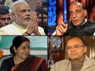 Narendra Modi's Cabinet   Niyantha9   Scoop.it