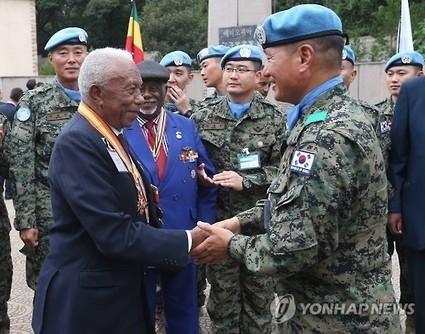 S. Korea disabled veterans to meet Ethiopian counterparts | World at War | Scoop.it