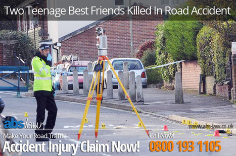 Two Teenage Best Friends Killed In Road Accident | My Website / Blog | Traffic Accident Claim UK | Scoop.it