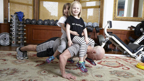 7 easy ways to become a fitness model -- for your kids | Health, Vegetarians, Natural | Scoop.it