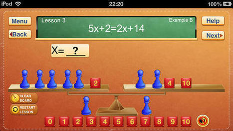 Hands-On Equations 1 – The Fun Way to Learn Algebra ... | Cc algebra | Scoop.it