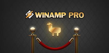 Apps Android : Winamp Pro v1.4.12 Apk