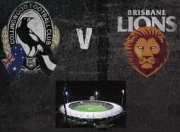 Brisbane Lions vs Collingwood Live Stream | Watch live sports stream | Scoop.it