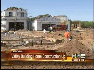 Valley builders confident in housing market, more single family permits issued this year | Arizona Realestate and Property Management | Scoop.it