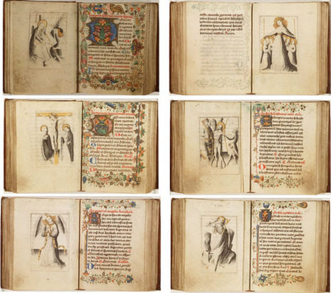 Dirty Books: Quantifying Patterns of Use in Medieval Manuscripts Using a Densitometer | LibraryLinks LiensBiblio | Scoop.it