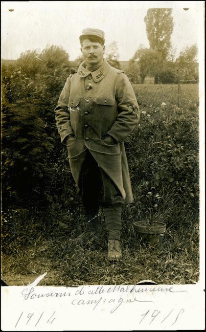 Représenter et se représenter la Première Guerre mondiale - Faire parler les images (1914-1918) | Histoire de France | Scoop.it