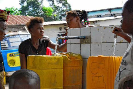 METRO | L'aide belge à la RDC (1/3) : Quand l'eau potable change un quartier | International aid trends from a Belgian perspective | Scoop.it
