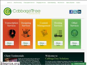 Cabbag Tree for Chinese Transcription & Translation | Email Marketing | Scoop.it