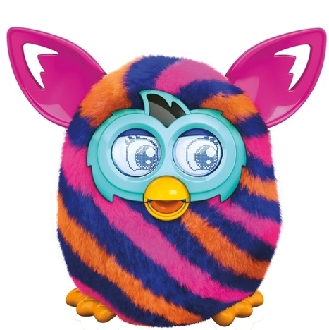 55% Discount:Furby Diagonal Stripes Boom Plush Toy | Gadgets and Gadgets | Scoop.it