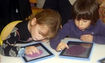 La tablette, bonne source de motivation à lécole maternelle - Le Pays BHM | TICE en tous genres éducatifs | Scoop.it